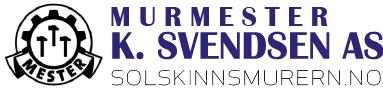MURMESTER K. SVENDSEN